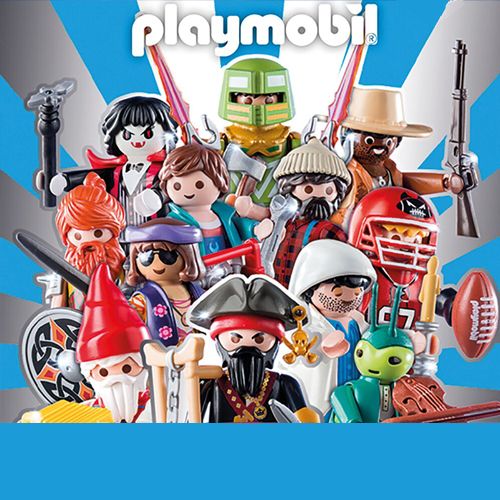 Ghostbusters brand neu von Playmobil.  I ain't afraid of no ghost!