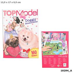 Detailansicht des Artikels: 010294 - TOPModel Pocket Stickerworld