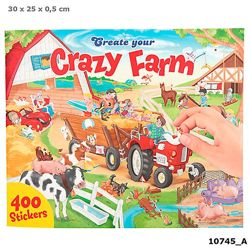 Detailansicht des Artikels: 010745 - Create your Crazy Farm, Malbu