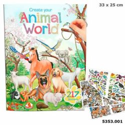 Detailansicht des Artikels: 05353 - Create Your Animal World Malb