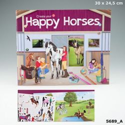 Detailansicht des Artikels: 05689 - Create your Happy Horses - Ma