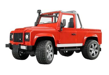 Detailansicht des Artikels: 33103808 - Land Rover Defender Pick Up