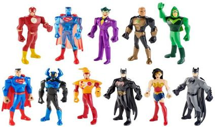 Detailansicht des Artikels: FBR110 - DC Justice League Mini-Basis-