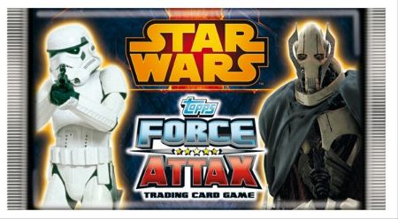 Detailansicht des Artikels: 004320 - SW Force Attax Movie 3