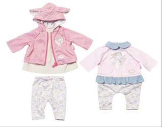 Detailansicht des Artikels: 700105 - Baby Annabell Tag Outfit, sor