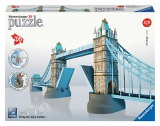 Detailansicht des Artikels: 125593 - Tower Bridge - London  3D Puz