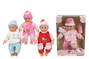 Detailansicht des Artikels: 105012768 - ML Hello Kitty Baby Set, 4-so